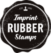 Imprint Rubber Stamps