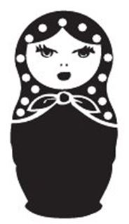 Picture of Babooshka Doll Doll