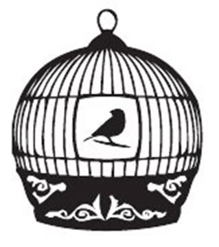 Picture of Bird in a cage
