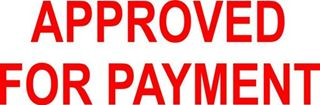 Picture of Approved for Payment