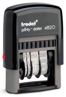Picture of Self Inking Dater - Date