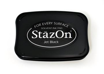 Picture of Jet Black Stazon