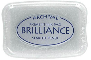 Picture of Starlight Silver Brilliance Pad