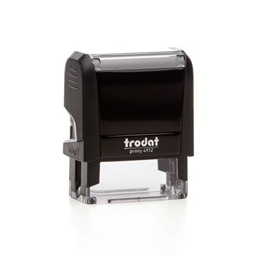 Picture of Self Inking Stamp - S12E